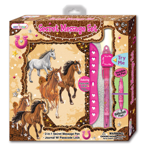 HORSE JOURNAL SET