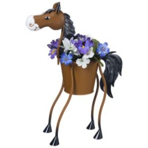 Horse Planteer