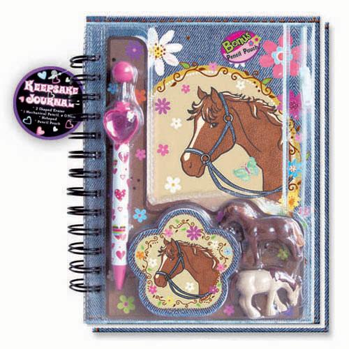 HORSE SPIRAL JOURNAL