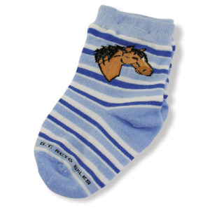 HORSEY BABY SOCKS